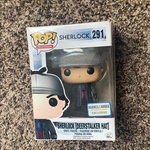 Funko POP Figure Sherlock 291
